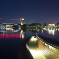 Photos: 夜の環水公園