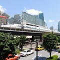 五月晴れの新幹線