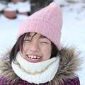 Photos: 雪国の子