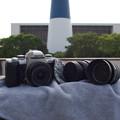 Photos: フィルム機でお手軽広角(MZ-3, カラスコ20mm, A28mmF2.8, MACRO-REVUENON 2.8/28mm(K-mount))