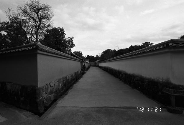 好古園の路