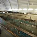 甲板船尾部