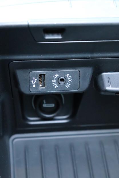 外部入力 USBポート