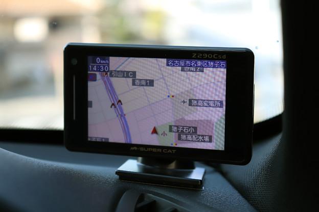 ユピテル レーダー探知機