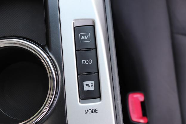 ECO、EVモードスイッチ