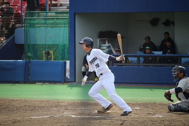 #70 谷 哲也内野手
