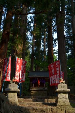 岩木山神社・稲荷神社