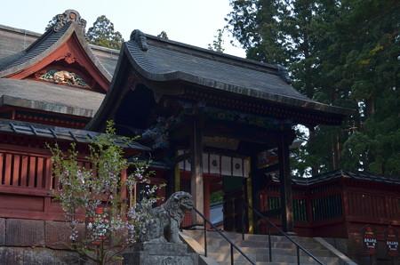 岩木山神社・中門