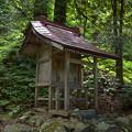 写真: 鳥海山大物忌神社・蕨岡口之宮 白山神社