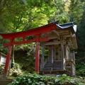 写真: 鳥海山大物忌神社・蕨岡口之宮 荘照居成神社