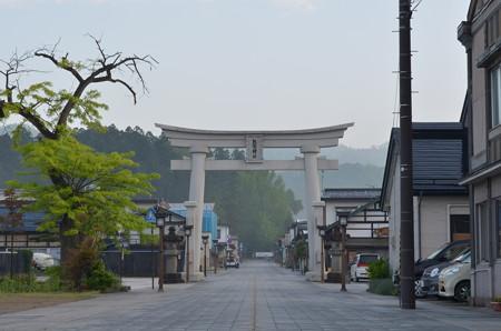 熊野大社・大鳥居