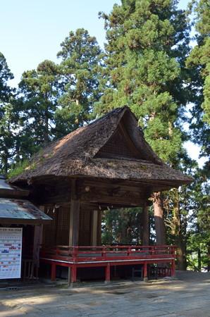 熊野大社・神楽殿