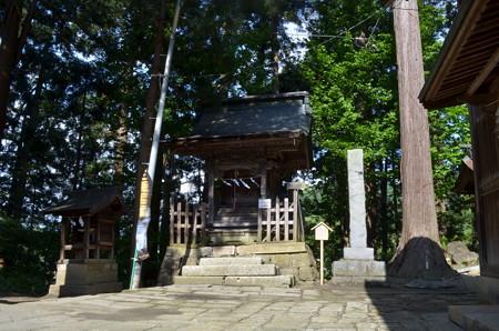 熊野大社・八幡神社