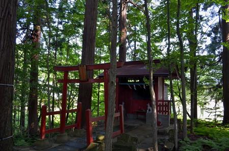 熊野大社・稲荷神社