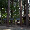 写真: [南陽市] 熊野大社・厳島神社・白山神社・義家神社・影政神社