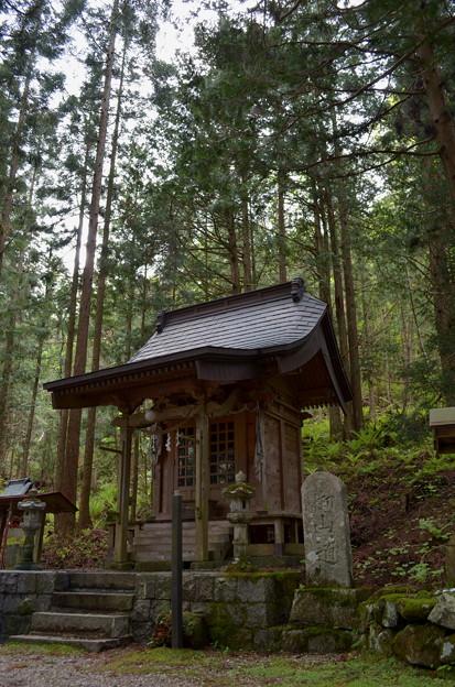 写真: 早池峰神社 大迫・大権現社