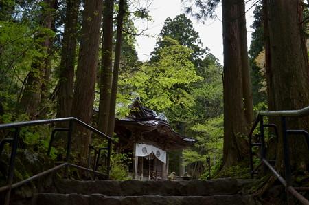 十和田神社・拝殿