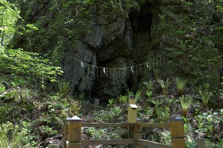 十和田神社・日の神