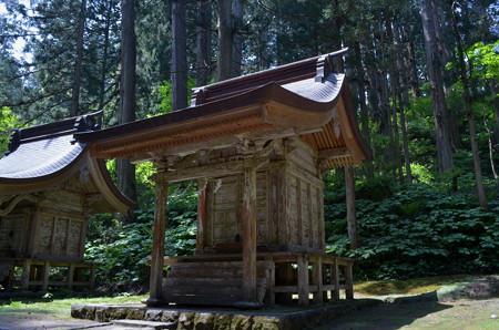出羽神社・天神社