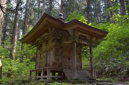 出羽神社・天満神社・保食神社