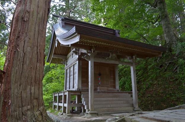 写真: 出羽神社・葉山祇神社