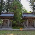 写真: 出羽神社 稲荷神社・大山祗神社