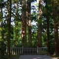 写真: 出羽神社・蜂子皇子墓