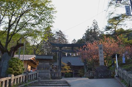 榛名神社・二の鳥居