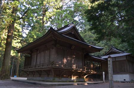 赤城神社[三夜沢]・神楽殿