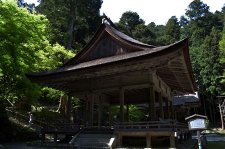 日吉大社 西本宮・白山宮- 拝殿