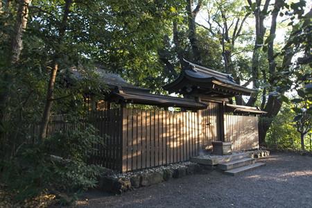 日割御子神社2