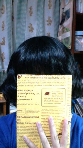 髪と男の娘アンソロ晒すから許せよ(o^-')b