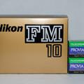 写真: Nikon FM10 #01