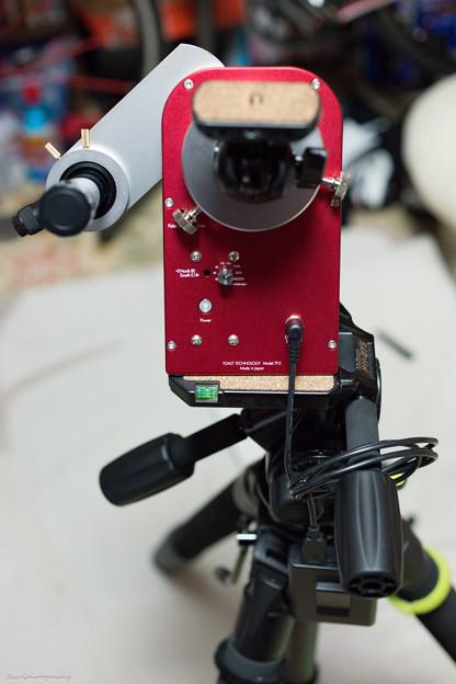 モバイル赤道儀 TOAST TP-2 #12