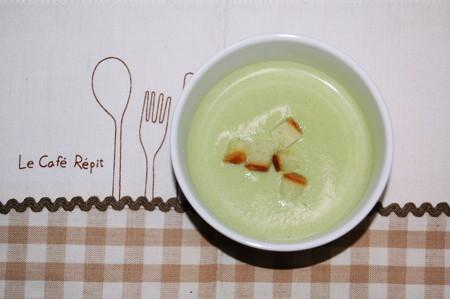 枝豆のポタージュスープ2012年07月29日_DSC_2715