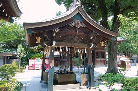博多 櫛田宮手水舎2012年08月18日_DSC_0535
