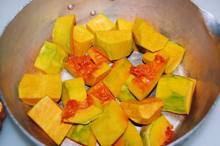 バターナッツ南瓜2012年11月13日_DSC_0523