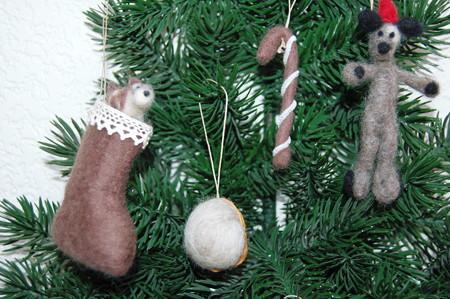 フェルト クリスマスオーナメント2012年11月21日_DSC_0557