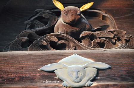 三尾神社 拝殿2013年01月13日_DSC_0109