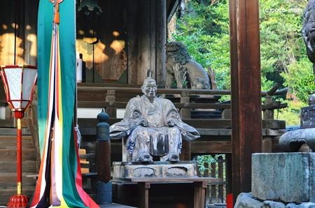 三尾神社 随神(随身)