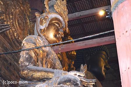 東大寺大仏殿虚空菩薩坐像2013年01月14日_DSC_0398
