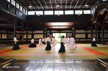 京都武徳殿 合気道入江道場2013年04月28日_DSC_0134