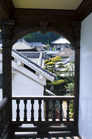 生駒山宝山寺獅子閣2013年04月29日_DSC_0404
