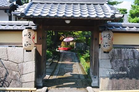 湯豆腐 順正2013年08月15日_DSC_0096