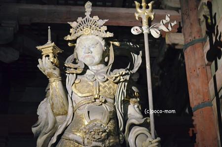 東大寺大仏殿多聞天2013年08月15日_DSC_0225
