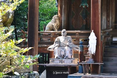 滋賀 三尾神社随神2014年02月09日_DSC_0023