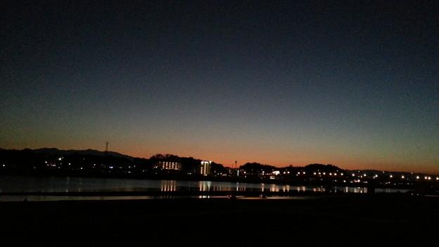 Sunset2012.11.20その7