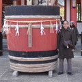 宮崎八幡宮へ初詣1