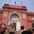 エジプト カイロ考古学博物館