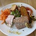 Photos: 美食家のサラダ